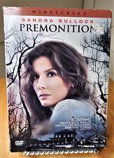 Premonition (DVD, 2007, Widescreen) Sandra Bullock EUC Gripping Thriller