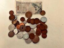European coin lot