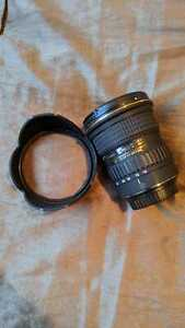 Tokina AT-X PRO 12-24mm f/4 (IF) SD DX AF Lens For Canon