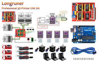 3D Printer CNC Controller Kit For Arduino GRBL Shield Board +DRV8825 A4988 LKB02