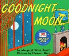 NEW Goodnight Moon By Margaret Wise Brown Board Book Free Shipping