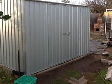 3 metre x 3 metre 2.06 high GARDEN SHED free delivery Melbourne metro area