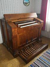 Pedal Harmonium, Fa. Trayser, Stuttgart, 1868, Kirche, Orgel, Musik