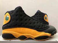 "Air Jordan Retro 13 Melo ""Class of 2002"" 414571-035 Yellow 8-14 100% Authentic"