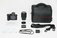 Sony Alpha A7 III Mirrorless 24.2MP Digital Camera EX+ Bonus Sony 28-70mm Lens