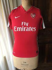 72699ec66bd Arsenal London 2008-10 2010  23 Andrey Arshavin shirt Nike Russia L Boys 12