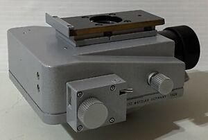 Leitz Ploemopak Vertical Illuminator for Ortholux Microscope