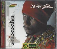 SIZZLA / DA REAL THING - US IMPORT * NEW CD 2002 * NEU *