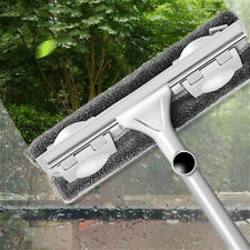 Professional Glass Cleaner Window Squeegee Cleaner Long Handle Cleaning Brush