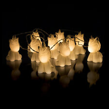 10 LED Unicorn String Light Battery Powered Fairy Christmas Decor ThinkGeek NEW