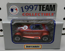 1997 PHILLIES PHILADELPHIA 97 PLYMOUTH PROWLER BASEBALL MATCHBOX MB MBX
