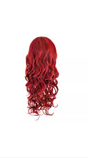 Ladies 3/4 (Half) Wig Fall Clip in Hair Piece, Straight, Synthetic Lacey 2 of