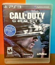 Call of Duty Ghosts  - Sony PlayStation 3 PS3 Game with inserts / cover art
