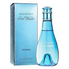 Cool Water for Women by Davidoff Eau Deodorant Spray 3.4 oz 100ml New Box SPRAY