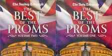 BEST OF THE PROMS - PROMO 2 CD SET: TCHAIKOVSKY SUPPE FUCIK BUTTERWORTH PARRY ++