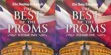 BEST OF THE PROMS - PROMO 2 CD SET: TCHAIKOVSKY SUPPE FUCIK BUTTERWORTH PARRY ++