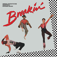 Breakin' • Soundtrack Brand New & Sealed 24Bit Remastered EXPANDED Import CD