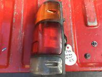 88-89-90-91-92-93-94-95-96-97 RODEO PASSPORT AMIGO PASSENGER TAIL LIGHT LAMP
