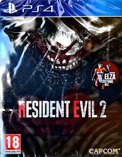 Resident Evil 2 Steelbook Edition (PS4) (NEU & OVP) (UNCUT) (Blitzversand)