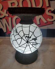 2020 Bath & Body Works Halloween Pedestal Candle Holder W/Light Up Floating Bats