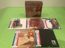 Sylvie Vartan 5 Japan Mini Lp Disk Union Box