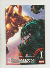 Ultimates 3 #1 - 2nd Print Variant Cover - (Grade 9.2) 2007