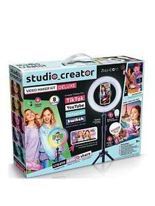 Studio Creator Deluxe Video Maker Kit