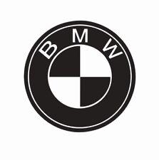 BMW Logo Vinyl Die Cut Car Decal Sticker - FREE SHIPPING