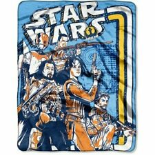 """A Star Wars Story, """"Future Hope"""" 40""""x 50"""" Silk Touch Throw"""