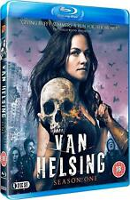 VAN HELSING 1 (2016): SyFy Vampire Hunter Fantasy TV Season Series RgB BLU-RAY
