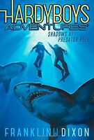 Shadows at Predator Reef (Hardy Boys Adventures) by Franklin W. Dixon
