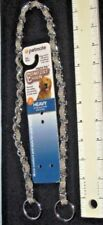 "Petmate Comfort Chain 24"" Heavy up to 110 lbs Reduces hair pull NWT NEW with Tag"