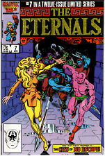 THE ETERNALS #7 VF/NM 1985 SERIES MARVEL KEY 1ST APPEARANCE OF YRDISIS