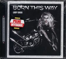 LADY GAGA born this way PL edition _CD_