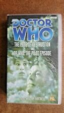 Doctor Who - The Edge Of Destruction / The Pilot Episode (VHS, 2000)
