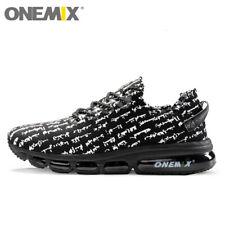 ONEMIX Men Sport Canvas Shoes Women Comfort Running Sneakers Lifestyle Trainers