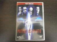 POTERE ASSOLUTO - FILM IN DVD ORIGINALE - COMPRO FUMETTI SHOP