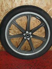 Vorderrad Felge front wheel 1,85x19 Yamaha XS 650 750 850 SR 500 Gussfelge