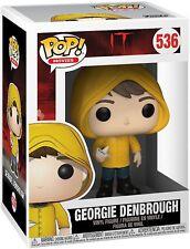 Funko POP ! Movie IT Georgie Denbrough with Boat - NEW !!!