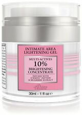 Divine Intimate Lightening Gel - Pink Privates Derriere for Face, Body, Bikini
