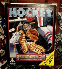 ATARI LYNX HOCKEY COMPLETE,TESTED, AND IN EXCELLENT CONDITION!