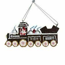 Hershey's Train Ornament Kurt Adler NWT