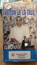 Hector de la Cruz- Aqui Huele A Diablo Apachurrado-Volumen 87 en VHS