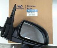Rear Genuine Hyundai 87606-33A12-CM Exterior View Mirror Assembly Right