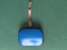 PEUGEOT 307 Rear Bumper Towing Hook Eye Cover Cap BLUE 4.50cmX6.00cm #D2P
