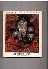 K Dobkiewiczowa Miedziana lampa il A Boratyński 1974 Polish book for children