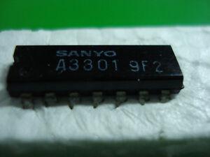Integrated Circuit Sanyo A3301 14 Pin NOS IC Canada