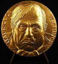 Médaille Maurice de Vlaminck Fauvisme cubisme peintre céramiste Medal