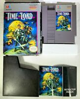 Time Lord (Nintendo Entertainment System, 1990)