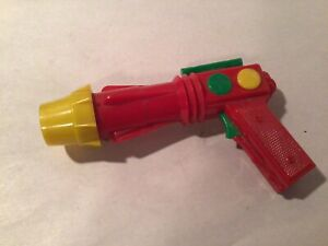 BUCK ROGERS SONIC RAY GUN. SPACE TOY IN RED!